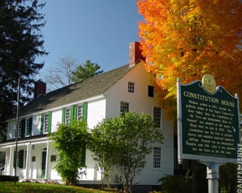 The Constitution House, Windsor VT