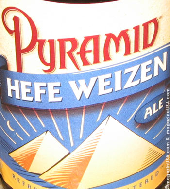 Pyramid's family of unfiltered wheat beers continue to be honored by beer drinkers and judges