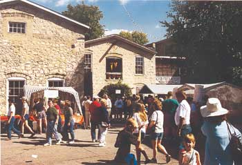 Visitors to Cedar Creek Settlement will find a charming, historical village of shops nestled in a restored circa 1864 woolen mill, featuring specialty, gift and antique shops, an award-winning winery, restaurants, a blacksmith and pottery shop.
