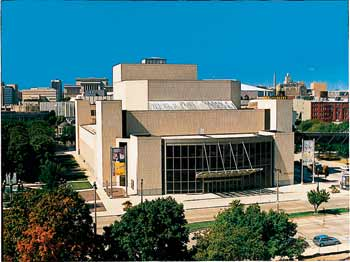 The Marcus Center for the Performing Arts is Wisconsin's entertainment showcase, offering a variety of year-round events, including regular season performances of symphony, ballet, opera, theater and Broadway touring shows.